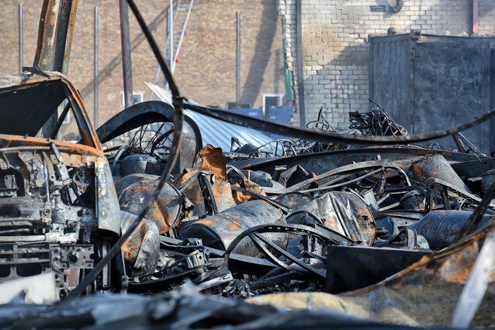Ravage na brand Kraaiven Tilburg