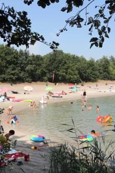 Beachclub bij Galderse Meren na jaren alsnog van de baan