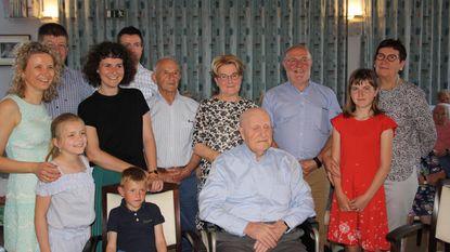 André Veys viert honderdste verjaardag