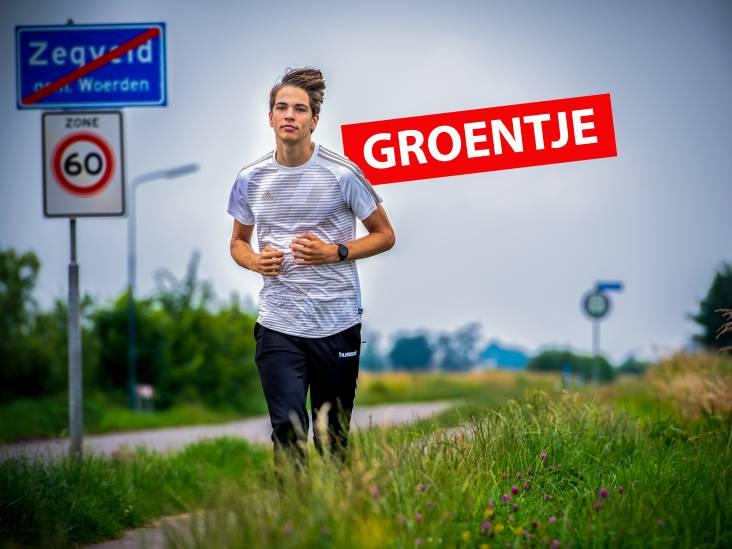 Jeroen (17) uit Zegveld: 'Trump is eigenlijk ook maar een mafkees, blij dat ik in Nederland woon'