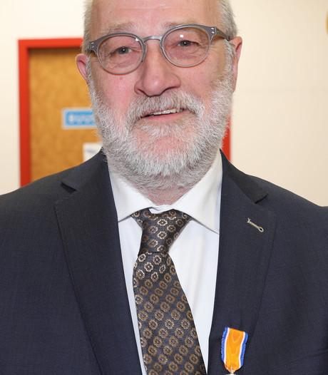Gerard Maas uit Reusel benoemd tot Lid in de Orde van Oranje-Nassau