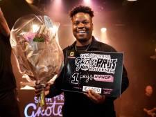 Rapper Wowi en producent Fallwood eerste prijs in finale Grote Prijs van Rotterdam