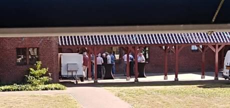 College Winterswijk voorzichtiger met coronaregels
