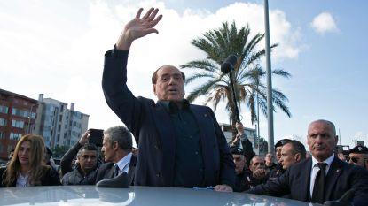 Il Cavaliere is terug: Silvio Berlusconi (82) kandidaat bij Europese verkiezingen