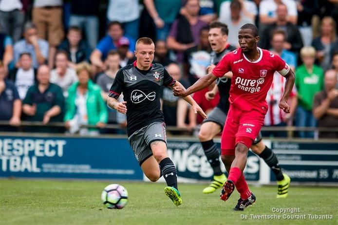 Mokotjo eerder in actie tegen Southampton