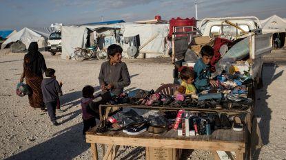 Honderden mensen uit IS-bastion in veiligheid gebracht