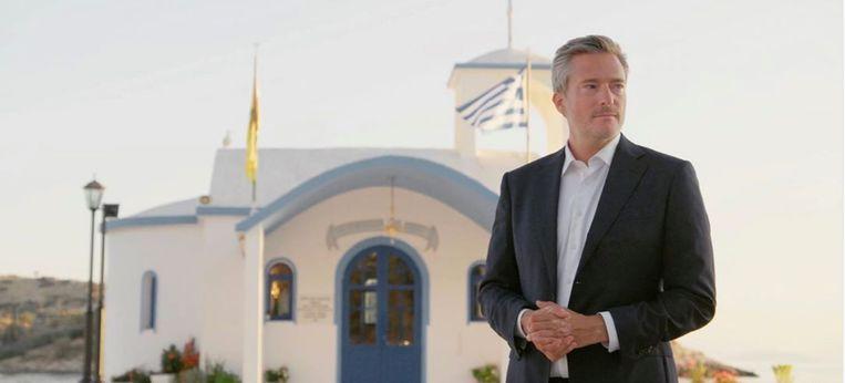 Voor het nieuwe seizoen van 'De Mol' trok Gilles De Coster met de kandidaten naar Griekenland.