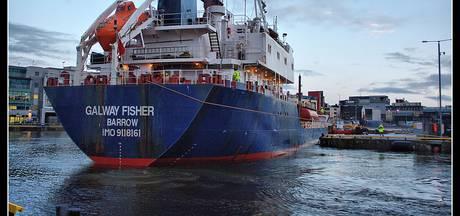 Nederlandse loodsen geëvacueerd na aanvaring bij Oostende