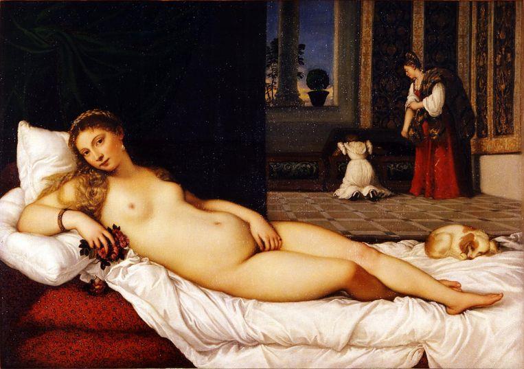 Titiaan, Venus van Urbino, 1538 Beeld
