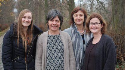 CD&V + zetelt met vier vrouwen in nieuwe gemeenteraad
