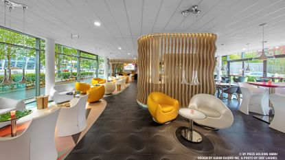 Hotelkamer te koop: het designhotel Eilandje in Antwerpen biedt kamers te koop aan
