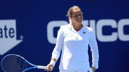 Kim Clijsters heeft wildcard voor US Open beet