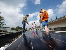 Stichting Pim blij met schenking zonnepanelen: 'Dit is voor onze toekomst heel belangrijk'