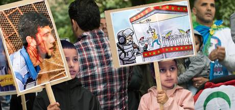 'Het Marokkaanse regime steelt en ontvoert'