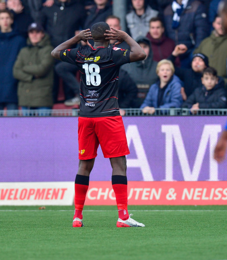 FC Den Bosch deelt stadionverboden uit om racisme tegen Excelsior-speler Moreira