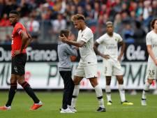 Neymar neemt het op voor jonge veldbestormer