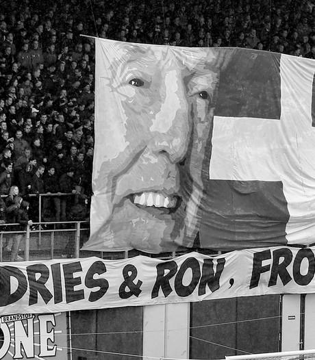 PEC-icoon Dries Jans (90) overleden