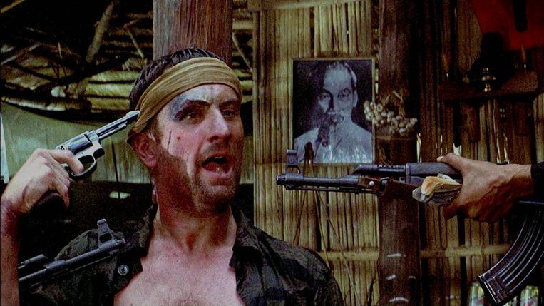 Robert De Niro in The Deer Hunter. Beeld