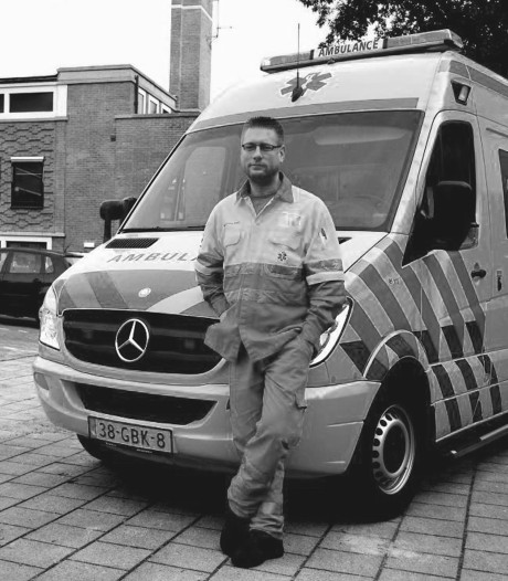 Droomhuis eindigt voor ambulance-chauffeur Robert (41) uit Enschede in drama