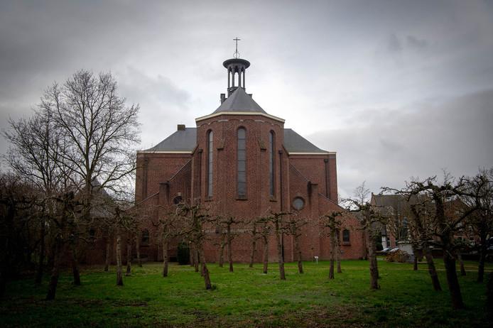 De Winssense kerk.