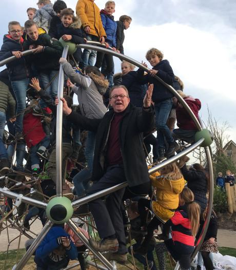 Vergroend schoolplein De Hoeksteen in Wijk en Aalburg geopend