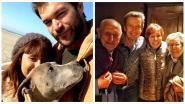 SHOWBITS. Boer Jan en Romina delen een schattige selfie, en keert Jacky Lafon terug naar 'Familie'?