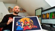 """Jeroen Buytaert maakt van Gildenreuzen Mars, Indiaan en Goliath echt actiehelden 'comic books style': """"Ze zijn de beschermers van de stad"""""""