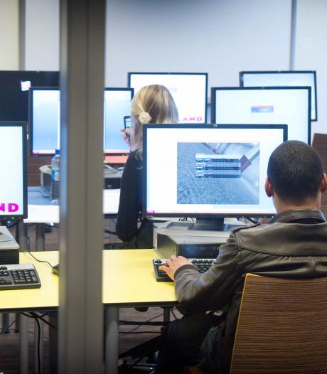 Inhollandstudent baalt van softwarelek: 'Inleverdatum was dit weekeinde'