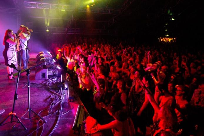 Music Meeting, een van de succesvolle culturele festivals in  Nijmegen.