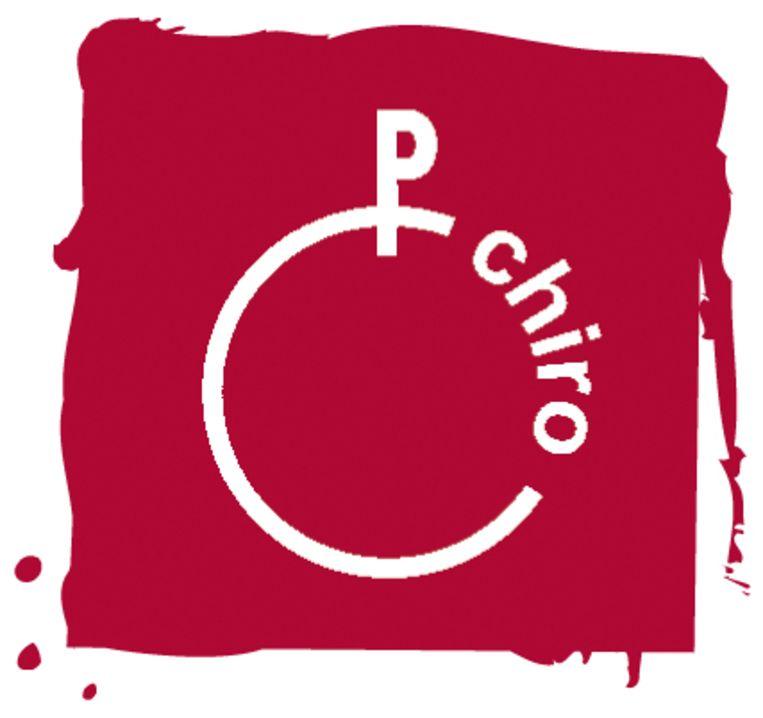 Het logo van de Chiro.