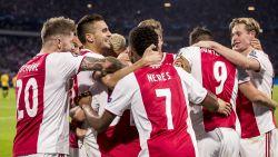 Tagliafico met enig mooi orgelpunt grote held voor Ajax tegen zwak broertje AEK, ook Bayern doet wat het moet bij Benfica