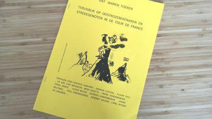 Brochure focust op Oostrozebeekse Tour de France-helden