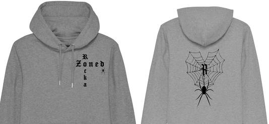 Collaboration avec le tatoueur liégeois Marvin Rocka. Zoned Clothing.