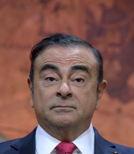 Gevallen Nissan-topman Ghosn ontvlucht Japan en duikt op in Libanon: 'Een groot avontuur'