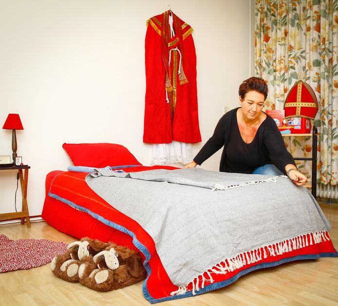 Sinterklaas heeft meerdere overnachtingsadressen in Nederland. Ook in Oud-Beijerland heeft hij een gespreid bedje.