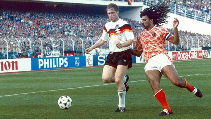 Halve finale Duitsland-Nederland 1988