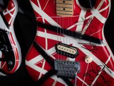 Gitaren Eddie Van Halen leveren tonnen op