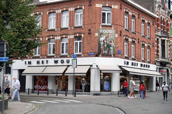 De bekende Leuvense winkel In Het Woud van Natalie Van Orshoven en Frederik Lamotte werd helemaal vernieuwd.