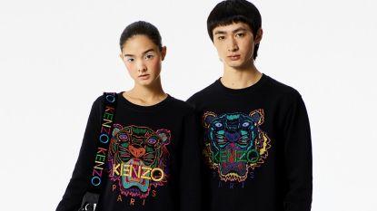 Ontwerpersduo achter iconische tijgersweaters verlaat modehuis Kenzo
