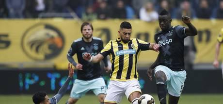 Tighadouini is dé balveroveraar van Vitesse