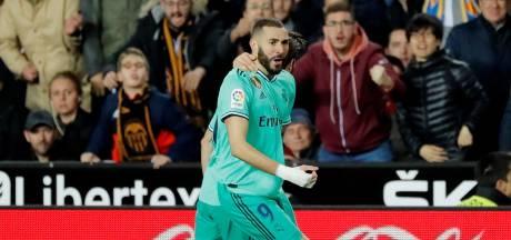 Benzema sauve le Real in extremis