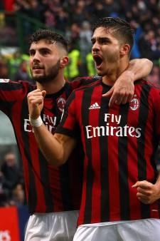 Comeback voor AC Milan, grote zege Atalanta