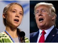 """""""Détends-toi, Donald!"""": le tweet revanchard de Greta Thunberg"""
