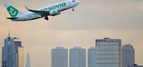 Transaviapiloten leggen maandag werk neer