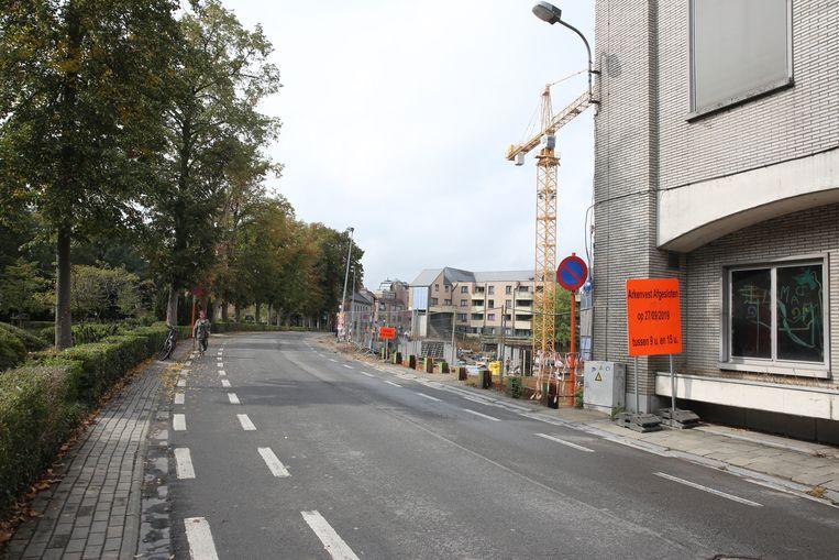 De Arkenvest in Halle wordt vrijdag 27 september al een eerste keer afgesloten voor het verkeer.