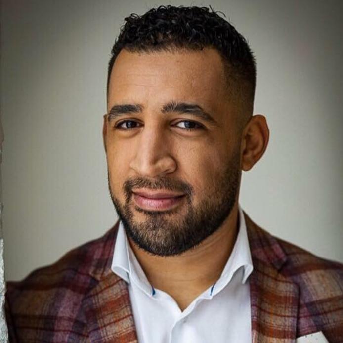 Hicham Ismaili Alaoui, kersvers lid van de Provinciale Staten van Flevoland