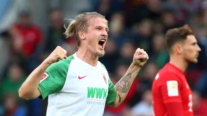 Finnbogason bezorgt met kansen morsend Bayern in extra tijd ijskoude douche
