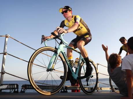 Kruijswijk in Vuelta met grote ambities: 'Ik zou graag degene zijn die wint'
