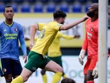 Feyenoord staat voor schut tegen Fortuna
