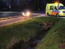 Fietsster gewond bij botsing in Deurningen